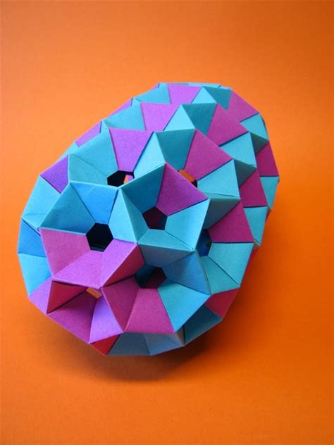 Free Coloring Pages 17 Best Ideas About Modular Origami