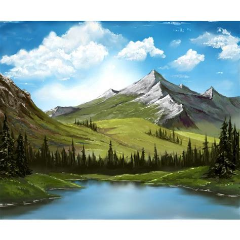 bob ross painting mountain ridge 17 best ideas about bob ross paintings on bob