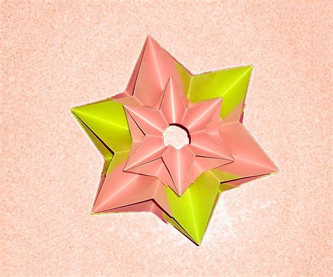 origami ornaments for origami flower ideas for