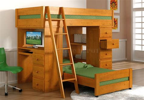 lofts and bunk beds bunk beds with desks homesfeed