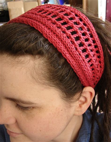 knit accessories patterns free knit hair accessories free patterns grandmother s