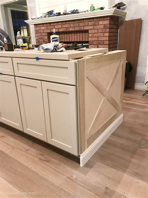 how to kitchen island kitchen island trim and lights the house