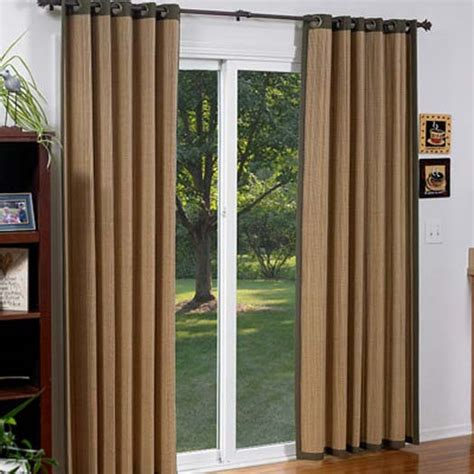 slider panel curtains for patio doors grommet curtains for sliding glass doors
