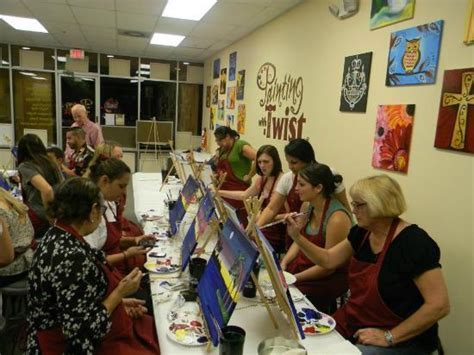paint with a twist orlando meet new picture of painting with a twist