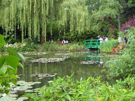 Der Garten Claude Monet In Giverny by Monet Garten Malerische Gartenanlage In Giverny