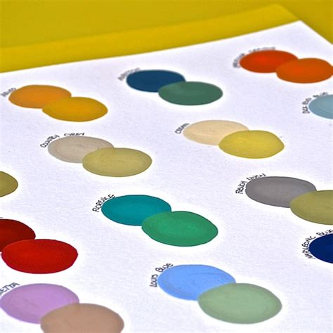 chalk paint new colors hometalk sloan s new color yellow debuts