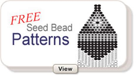 free printable seed bead patterns jewelry mountain gems and