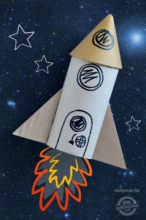 rocket crafts for toilet roll craft rocket blast fullact trending