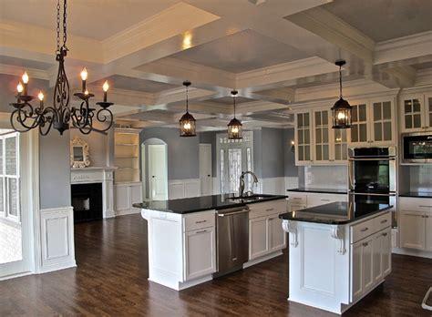 million dollar kitchen designs million dollar look in 2 400 sf traditional kitchen
