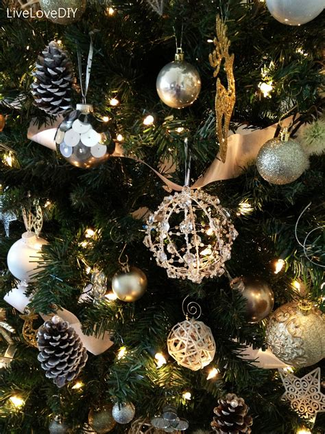 tree decorations diy livelovediy diy tree decor