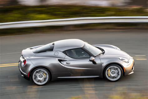 Alfa Romeo Usa 4c by Foto Alfa Romeo 4c Ecco La Versione Usa