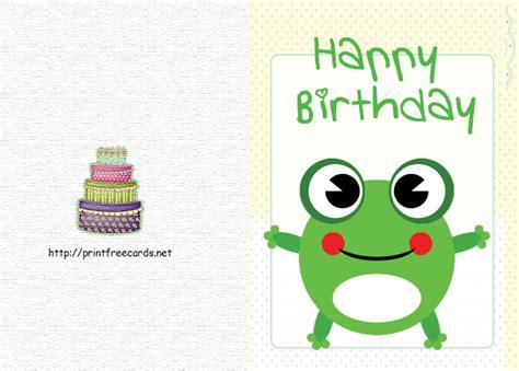 birthday card free printable free printable birthday cards for adults gangcraft net