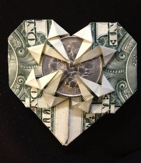 money origami with quarter the world s catalog of ideas