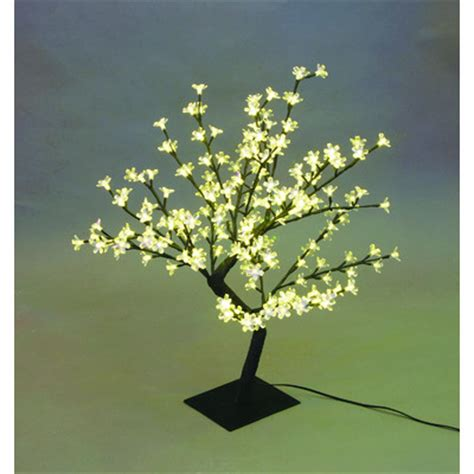 blossom lights creative motion cherry blossom light 31 4 quot h table l