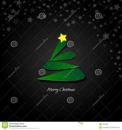 stilisierter weihnachtsbaum stilisierter weihnachtsbaum lizenzfreies stockbild bild