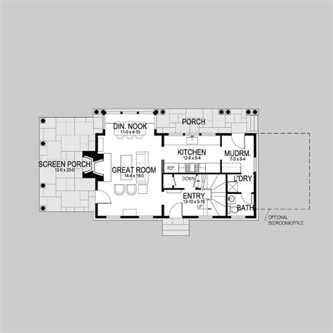 shingle style floor plans harbor shingle style home plans by david neff