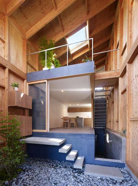 design house inside out inside out house with inner garden modern house designs