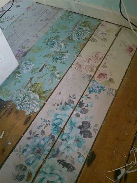 decoupage floors the world s catalog of ideas