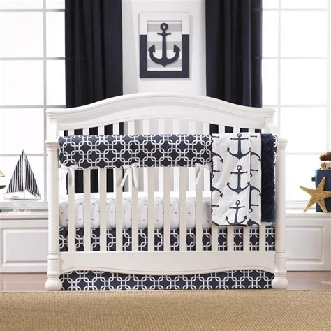 beautiful baby crib bedding nautical baby bedding anchor crib bedding liz and roo