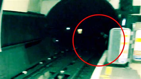 el chatea con camara unexplained knightsbridge london underground ghost