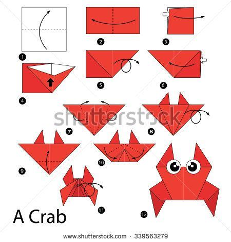 origami step by step for best 25 origami step by step ideas on