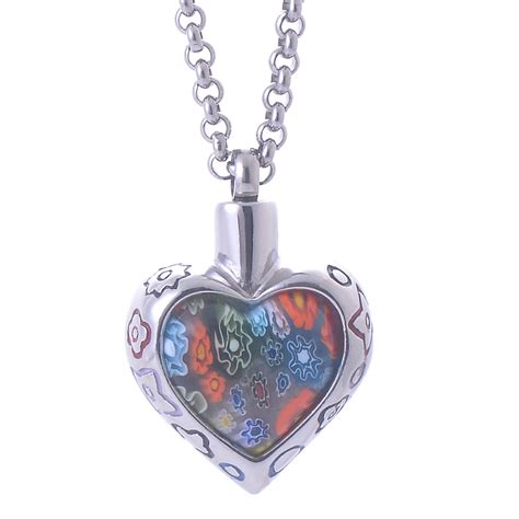how to make engraved jewelry flower patch memorial pendant stainless steel