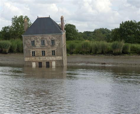 la maison dans la loire estuaire