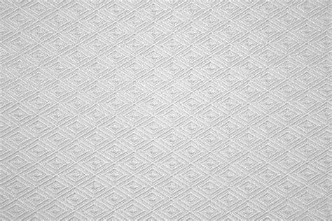 White Knit Fabric With Pattern Texture Picture