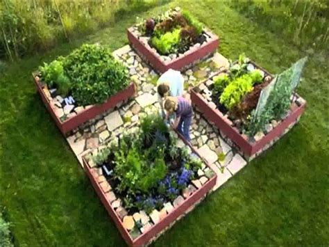 best vegetables for small garden small home raised bed vegetable garden ideas