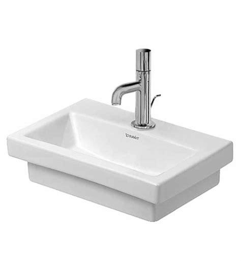 duravit kitchen sink duravit 07904000 2nd floor wall mount porcelain bathroom sink