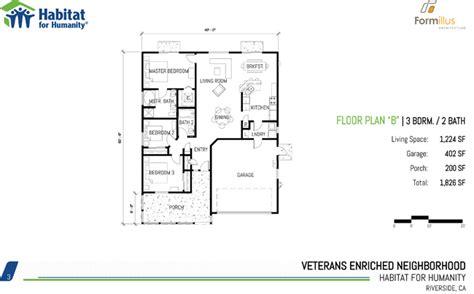 habitat for humanity house floor plans habitat for humanity 3 bedroom floor plans on habitat