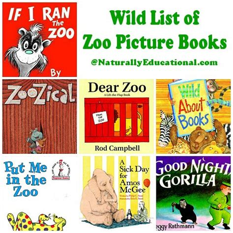 picture books about animals 7 best picture books about zoos naturally educational