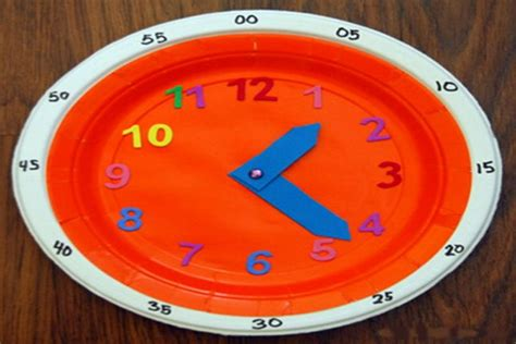 clock craft project pin by wmht media on crafts for