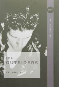 The Outsiders By S E Hinton The Book Club