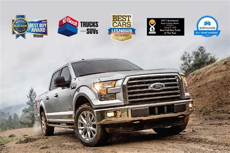 Ford Trucks by 2017 Ford 174 F 150 Truck Built Ford Tough 174 Ford