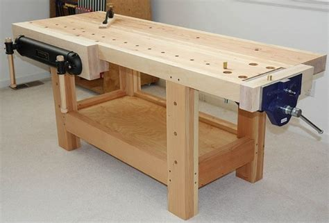 woodworking plan woodworking bench bob vila