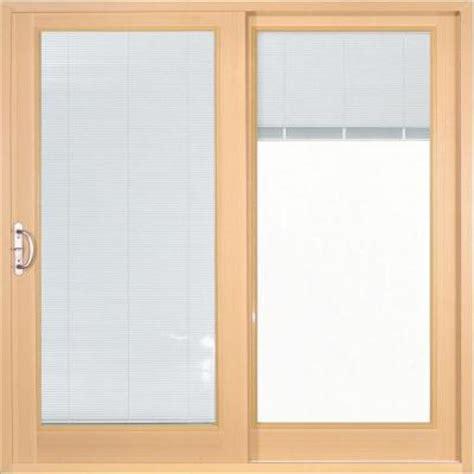 home depot sliding glass patio doors masterpiece 71 1 4 in x 79 1 2 in composite left