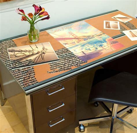 decoupage a desk soma loft decoupaged office desk contemporary home office