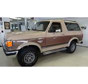1987 Ford Bronco XLT Stock  A32509 For Sale Near Columbus