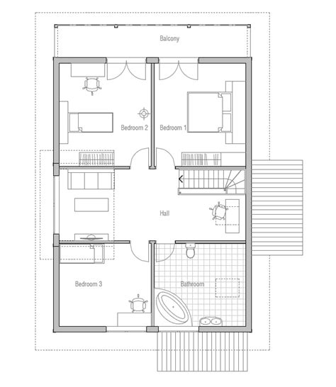 house plans and cost to build affordable home ch137 floor plans with low cost to build