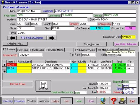 jewelry software jewelry software gemsoft treasure 32 gemofthenet gem
