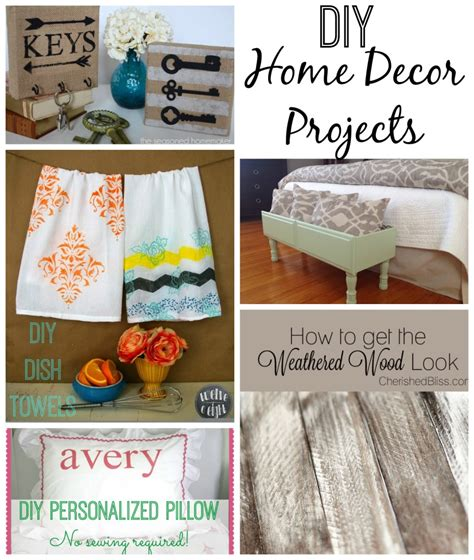 craft and home projects diy home decor projects must pin projects becoming martha