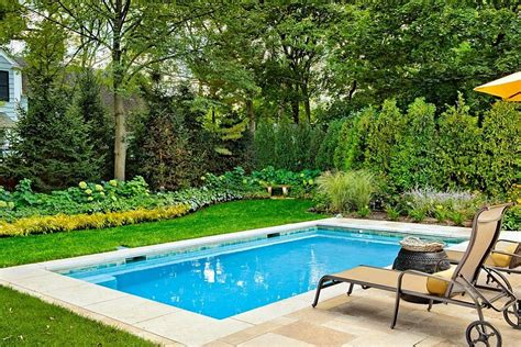 backyard inground pool designs 23 small pool ideas to turn backyards into relaxing retreats