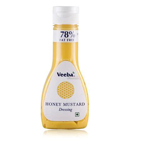 honey mustard buy veeba honey mustard dressing at best price