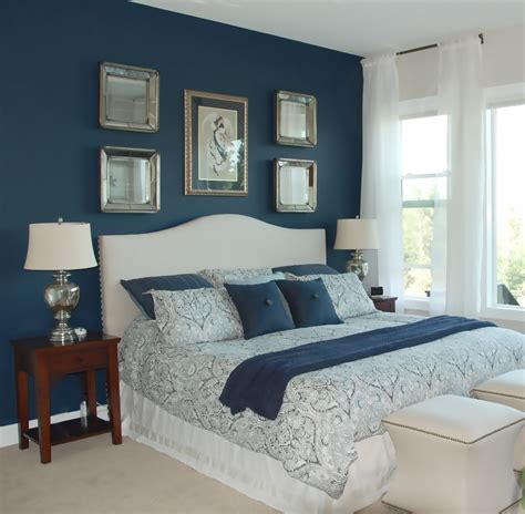 blue walls in bedroom the yellow cape cod bedroom makeover before and after a