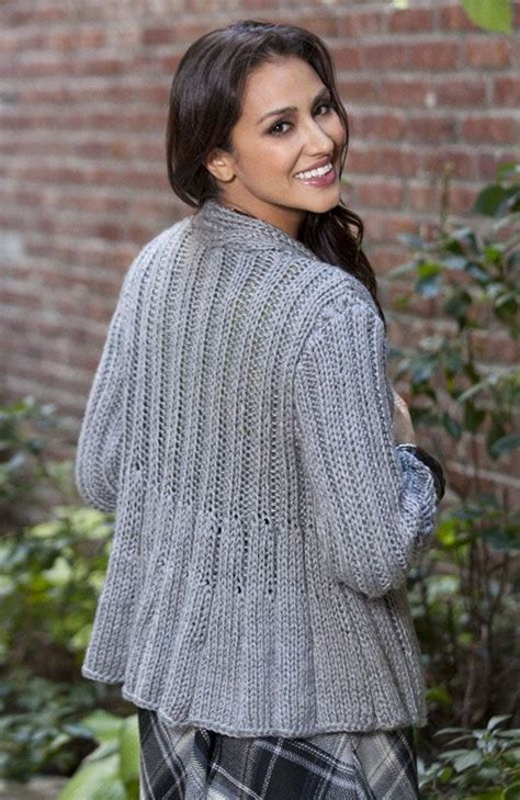 free knitting patterns for jackets swing jacket free sweaters