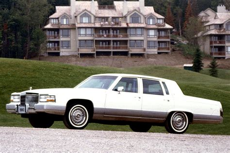 92 Cadillac Brougham by 1990 92 Cadillac Brougham Consumer Guide Auto