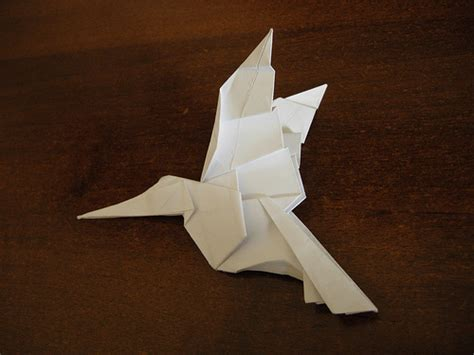 hummingbird origami photo