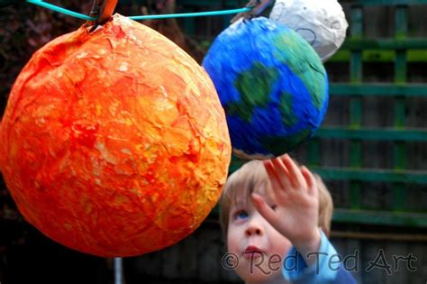 solar system craft projects solar system projects for preschoolers page 2 pics