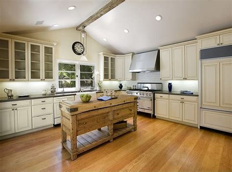 country kitchen designs with islands 25 portable kitchen islands rolling movable designs designing idea